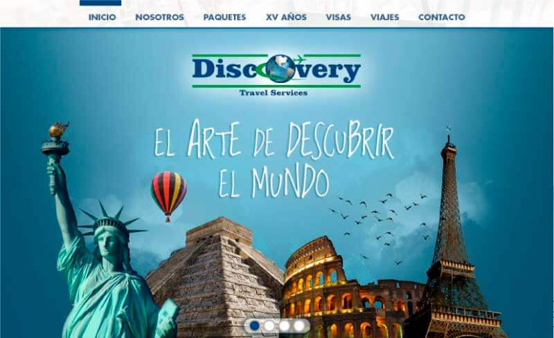 Discovery Travel Services